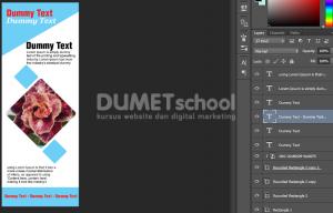 Cara Membuat X - Banner Menggunakan Adobe Photoshop - 13