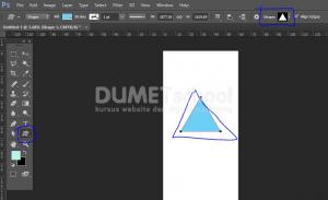 Cara Membuat X - Banner Menggunakan Adobe Photoshop - 4
