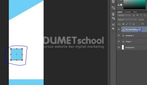 Cara Membuat X - Banner Menggunakan Adobe Photoshop - 7