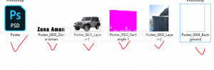 Cara Menyimpan Layer Menjadi File Tersendiri Di Photoshop - 5