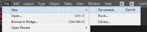 Merubah Bentuk Path Pada Objek di Adobe Indesign