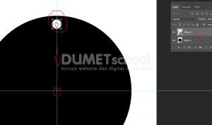 Cara Duplikat Objek Keliling Lingkaran Di Photoshop - 5