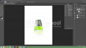 Cara Memberikan Effect Bayangan Dengan Memanfaatkan Fitur Action di Photoshop
