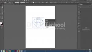 Cara Membuat Logo Under Armuor Pada Sotfware Adobe Illustrator