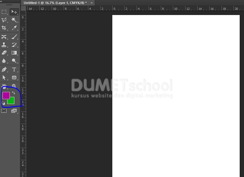 Fitur Lock Transparent Pixels Di Adobe Photoshop 3 Kursus