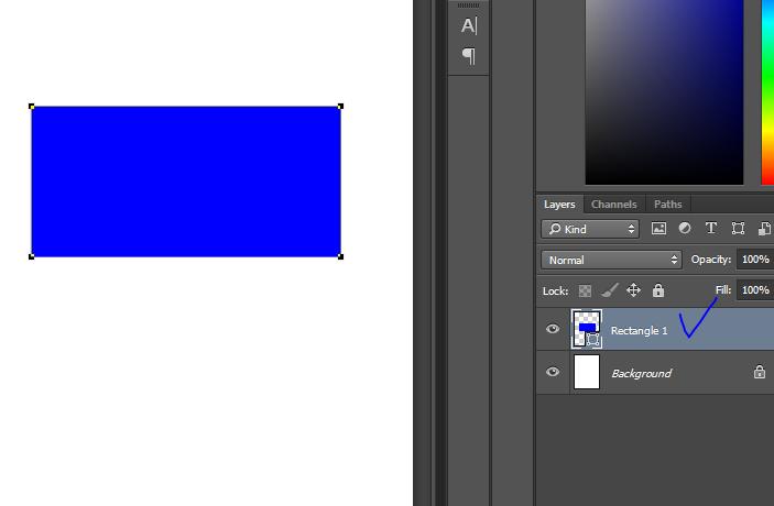 Cara Menggeser Titik Anchor Point Di Adobe Photoshop - 2