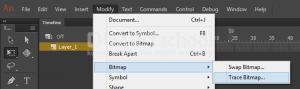 Cara Merubah Gambar Bitmap Menjadi Vector di Adobe Animate