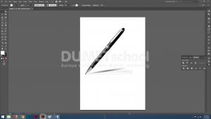 Cara Merubah Gambar Vektor Menjadi Pixel di Adobe Illustrator