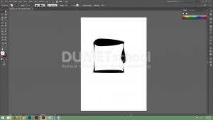 Cara Merubah Ukuran Stroke dengan Cepat di Adobe Illustrator