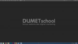 Cara Memasukan Desain Tabel Kedalam Software Pengolah Gambar Adobe Illustrator