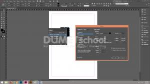 Cara Memberi Effect Bayangan pada Software Pengolah Gambar Adobe Indesign
