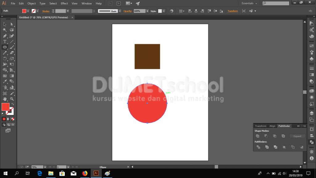 Mengenal Export Selection Pada Software Pengolah Gambar Adobe Illustrator