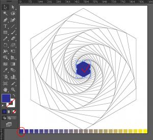 http://kursusdesaingrafis.com/wp-content/uploads/2019/05/Cara-Membuat-Geometric-Gradasi-Di-Illustrator-13.png