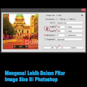 Mengenal Lebih Dalam Fitur Image Size Di Photoshop