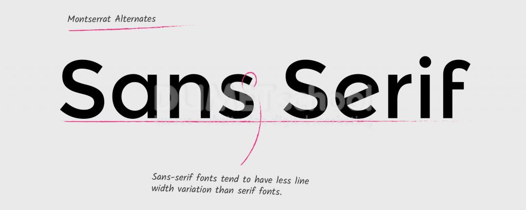 Mengenal Jenis-jenis Font untuk Design