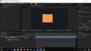 Cara Memberi Efek Lengkung Pada Shape di Adobe After Effect