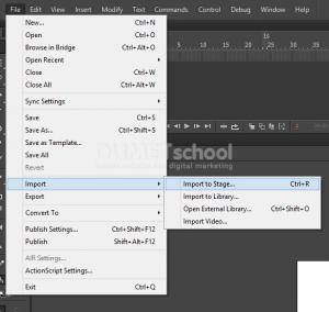 Cara Memanfaatkan Fitur Masking di Adobe Animate Part 1