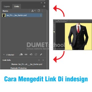 Cara Mengedit Link Di indesign