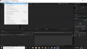 Cara Cepat Memberikan Effect Animasi pada Text di Adobe After Effect