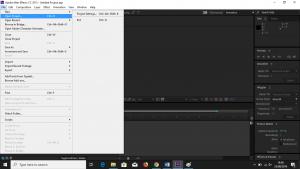 Cara Merubah Hasil Motion Graphic Menjadi File Adobe Photoshop