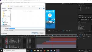 Cara Merubah Hasil Motion Graphic Menjadi File Adobe PhotoshopCara Merubah Hasil Motion Graphic Menjadi File Adobe Photoshop