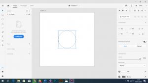 Cara Membuat Animasi Loader Pada Softaware Adobe XD