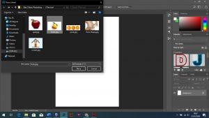 Membuat Desain Cover Sederhana dengan Menggunakan Adobe Photoshop-01