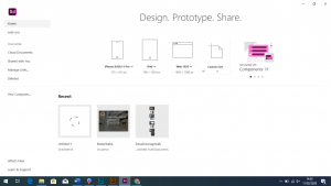 Cara Membuat Bentuk Hati Pada Software Adobe XD