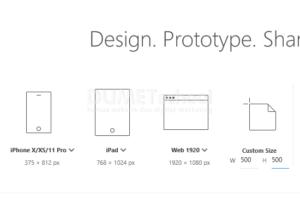 Cara Membuat Button Hover Teks di Adobe XD