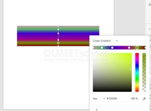 Cara Membuat Warna Gradasi pada Teks di Adobe XD
