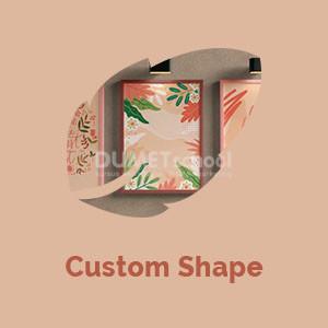 Membuat Pola Gambar Dengan Custom Shape