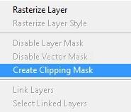 Cara Menggunakan Clipping Mask di Photoshop