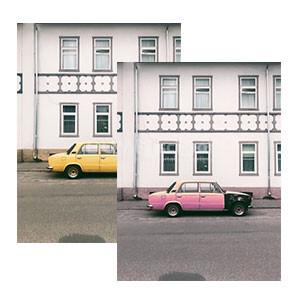 Mengganti Warna Mobil di Adobe Photoshop