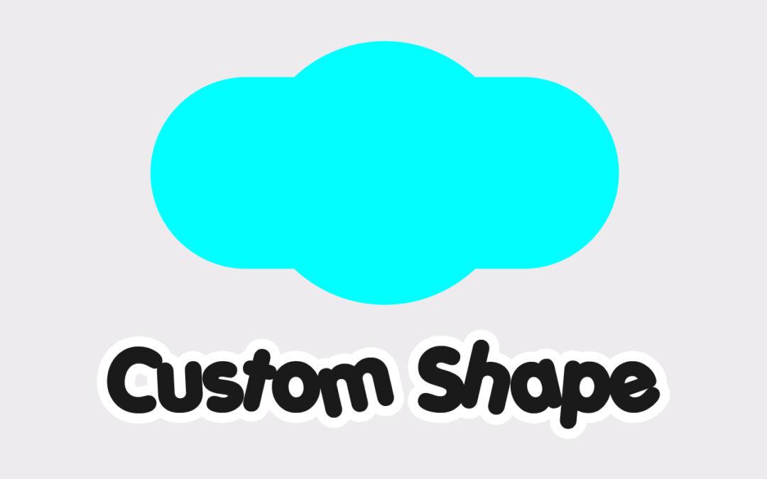Cara Membuat Custom Shape di Adobe Illustrator