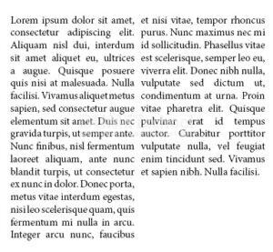 Menggunakan Text Warp di Adobe Indesign