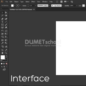 Mengubah Tampilan Warna Adobe Illustrator