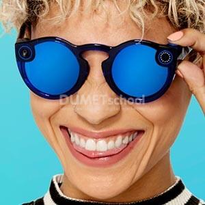 Spectacles, Google Glass Rasa Snapchat