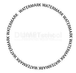 Membuat Watermark di Adobe Illustrator