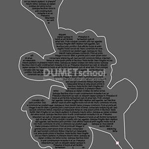 Mengatur Text Warp Dengan Gambar di Illutrator