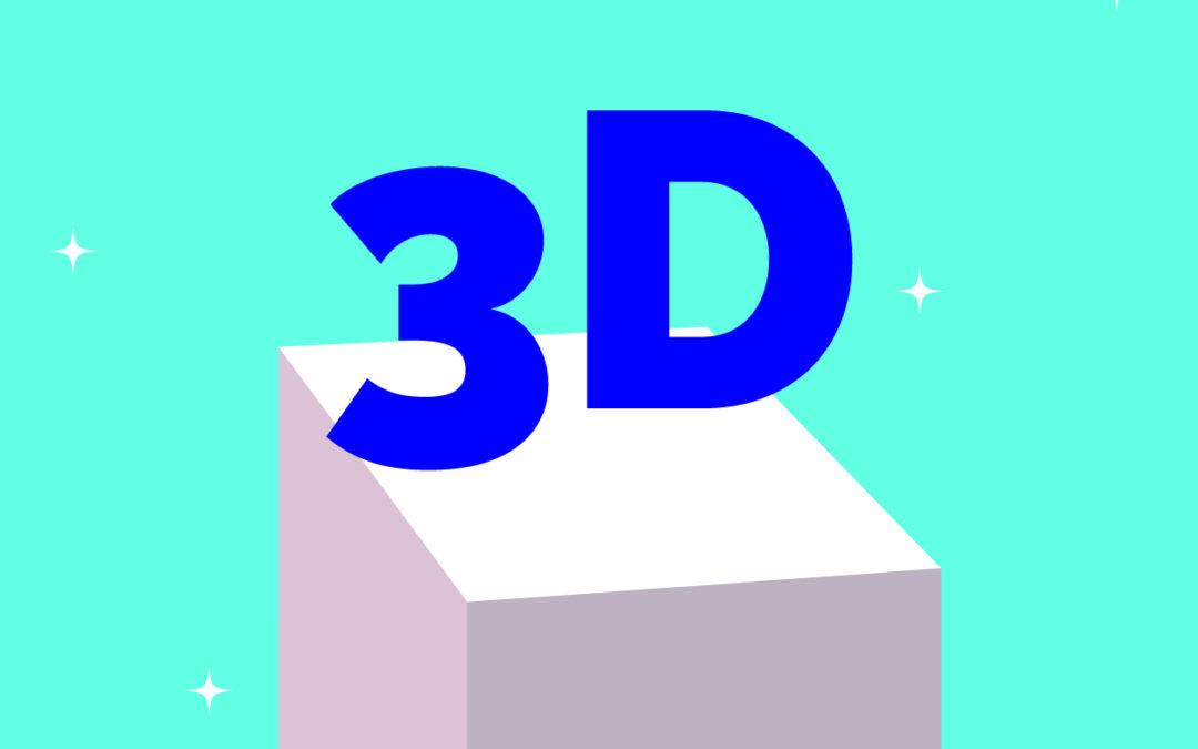 Membuat Kotak 3D Secara Manual