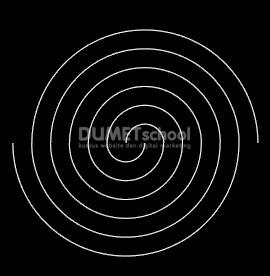 Cara Memuat Spiral Sempurna di Illustrator