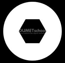 Membuat Logo Lensa Kamera di Illustrator