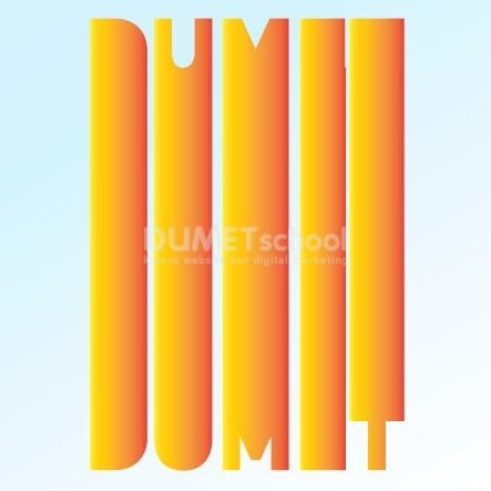 Membuat Tipografi Menggunakan Blend Tool